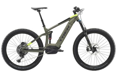 ebike, rental, guided tours, full suspension, fox, shimano xt, long travel, trek, bosch, 500W, rent, electric bike, mountainbike, emtb