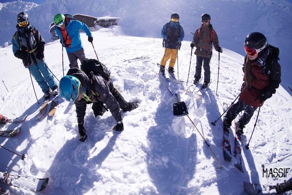 închirieri echipament de avalanșă